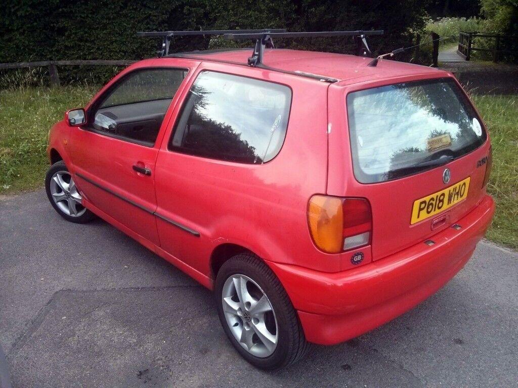 VW Polo 1.0l