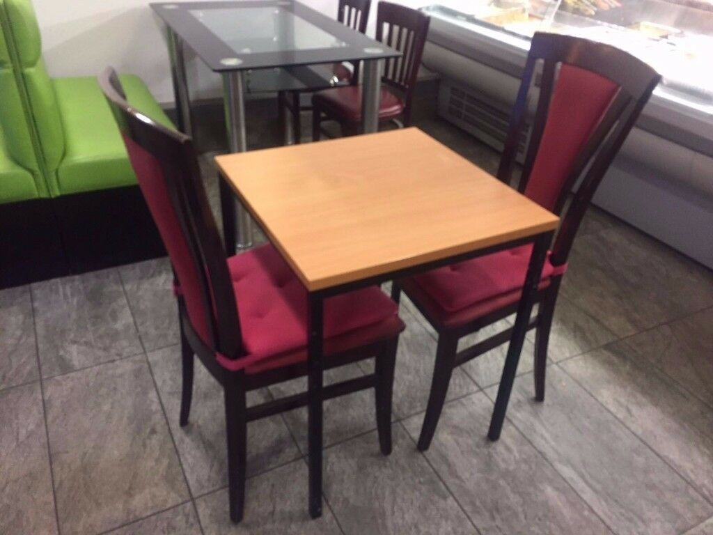 Restaurant furniture tables - Restaurant Furniture Chairs Display Unit Tables Doner Kebab Unit And Many