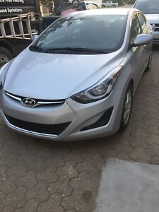 2014 Hyundai Elantra GL REDUCED