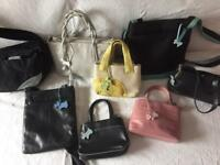 Radley bag job lot