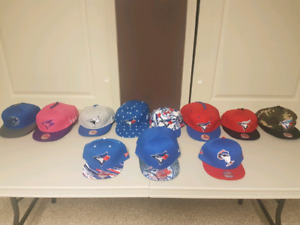 Fitted and Snapback Hats - CHEAP