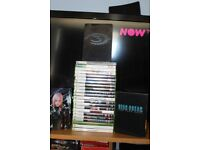 26 (3 of which are limited edition) xbox 360 games.