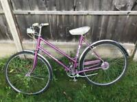 Caprice ladies Raleigh bike