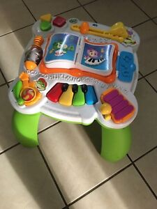 Leap frog learn table
