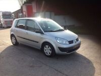 24/7 Trade sales NI Trade Prices for the public 2006 Renault scenic 1.6 vvt Oassis motd November 17
