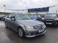 2010 Mercedes-Benz C Class 1.6 C180 BlueEFFICIENCY Kompressor Sport 4dr
