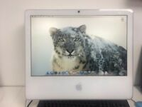 Imac 4.1 with Keyboard and Mouse