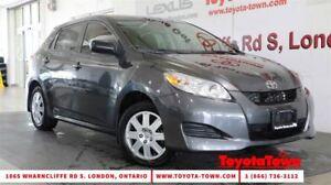 2014 Toyota Matrix SINGLE OWNER LOW MILEAGE