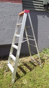 6 Foot Step Ladder,Mint condition