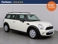 2013 MINI CLUBMAN 1.6 One D 5dr Estate