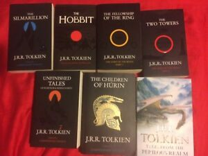 Lord of the Rings books