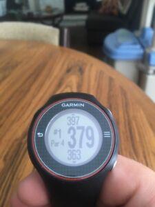 Garmin approach S3 range finder watch