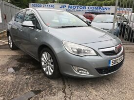 2010 VAUXHALL ASTRA SE SILVER NEW MOT CHEAT NEW SHAPE FAMILY CAR FOCUS MANY MORE CARS IN STOCK