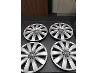VW T5 / T6 genuine wheel trims excellent condition