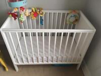 Compact/Space Saving Cot