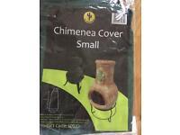 Chimenea cover. Brand New