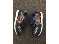 Avengers trainers size 9
