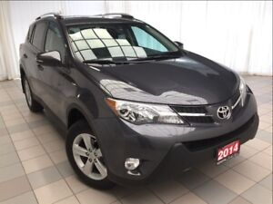 2014 Toyota RAV4 XLE *Low Mileage!*