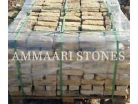 LONDON YELLOW STOCK BRICKS - OLD RECLAIMED BRICKS (PACK OF 540) £0.71 EACH - £385 **FREE DELIVERY**