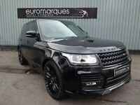 Land Rover Range Rover 4.4 SDV8 AUTOBIOGRAPHY AUTO 4WD OVERFINCH (black) 2015