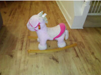small toddlers rocking horse