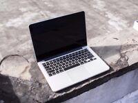 Macbook Pro Retina 2014 13inch. i5 - 16GB - 256 GB . Final cut , logic pro , adobe , office