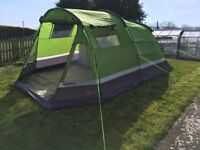 *BARGAIN* Hi Gear Enigma 5 Tent* Family* Camping* Ex Condition* Includes Footprint*