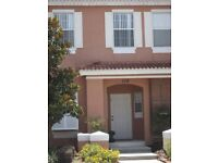Spacious 3 Bedroom Town House, Kissimmee, Florida. Just minutes from Disney!
