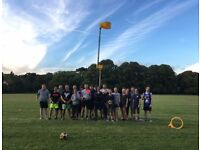 Korfball team recruiting now