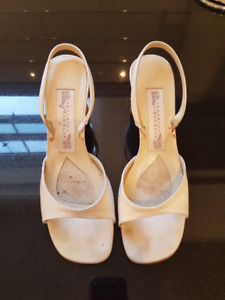 Bridal shoes Size 7 - FENAROLI FOR REGALIA