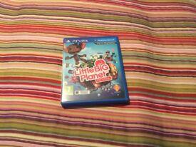 PS Vita Little big planet game new