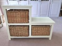 Cotswold Company Farmhouse Ivory 3 drawer chest