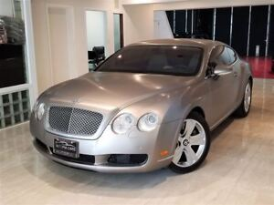 2005 Bentley Continental GT AWD / TWIN TURBO/ NAVIGATION