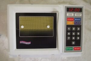 Childrens play Micro-lite microwave oven
