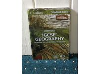 COLLINS IGCSE GEOGRAPHY BOOK