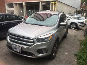 2017 Ford Escape SE SUV, Crossover - Ford Employee Pricing