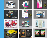 Promotion : Conception Graphique (Design, Logo, Cartes, Site)