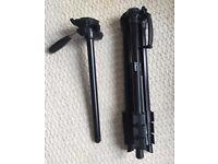 "Albott Camera Tripod Monopod 70"" 178cm Aluminum Lightweight Travel Portable Stand for Dslr Camera"