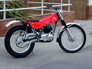 Montesa Cota trials bike