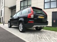 2007│Volvo XC90 2.4 D5 SE Estate Geartronic AWD 5dr│1 FORMER KEEPERS│FULL MAINDEALER SERVICE HISTORY
