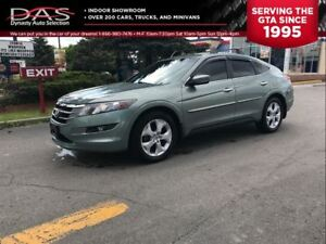2011 Honda Accord Crosstour EX-L AWD NAVIGATION/LEATHER/SUNROOF