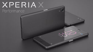 Used SONY XPERIA X Performance (Graphite Black) Unlocked Android