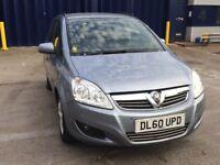 Vauxhall Zafira 1.6 52000 mil