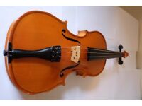 Andreas Zeller VIOLIN 3/4 size, very good quality student instrument