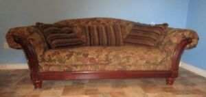 One sold - now only one large couch left at $150 - REDUCED