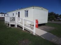 VERIFIED OWNER *BOOK FOR 2018* CLOSE TO FANTASY ISLAND 8 BERTH CARAVAN LET/RENT/HIRE @ INGOLDMELLS