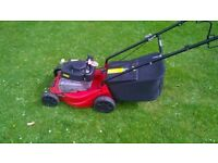 sovereign (self drive) lawnmower