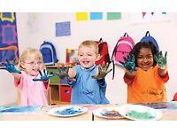 Nursery Nurse Assistant / Practitioner Level 3 (Various locations N22/N17/N15/N8)