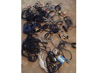 Studio leads (40+ wires)