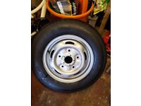 ford transit wheel & tyre New 195/70/R15C NEW